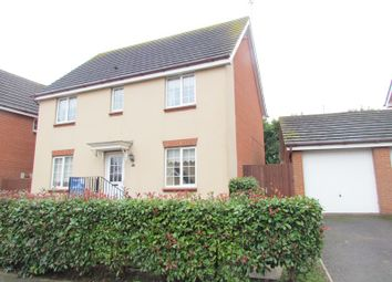 Thumbnail 4 bed detached house for sale in Stour Close, Dovercourt, Harwich
