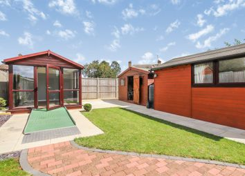 Nursery Drive, March PE15. 4 bed detached bungalow for sale