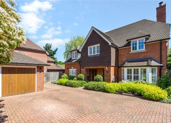 Thumbnail 5 bed detached house for sale in Alderson Court, Ascot, Berkshire