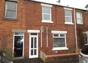 Thumbnail 2 bedroom terraced house to rent in Alexandra Road, Morpeth