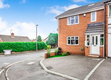 Thumbnail 3 bed link-detached house for sale in Granville Drive, Kingswinford
