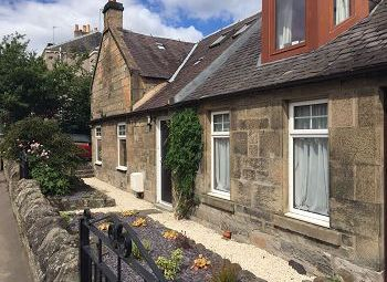 Thumbnail 4 bed detached house to rent in Main Street, Kirkliston