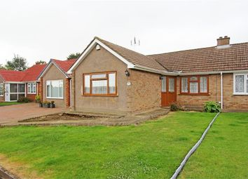 Thumbnail 2 bed semi-detached bungalow for sale in Godwin Close, Kemsley, Sittingbourne