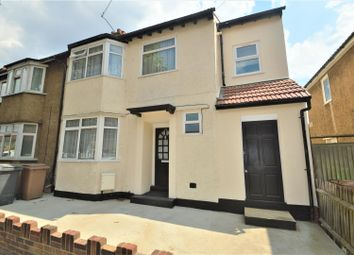 Thumbnail 8 bed semi-detached house to rent in Boundary Road, London