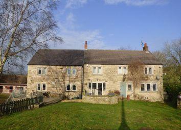 Thumbnail 4 bed detached house for sale in Quarry Cottage, Pentrich, Derbyshire