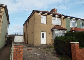 Thumbnail 3 bed property to rent in Fitzroy Road, Fishponds, Bristol
