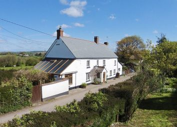 Thumbnail 3 bed cottage for sale in Bradford, Devon