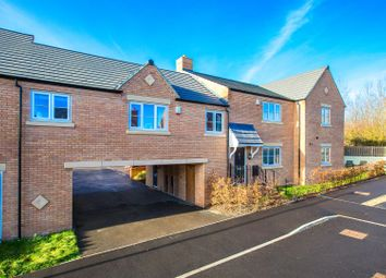 Thumbnail 2 bed flat for sale in Thompson Way, Rothwell