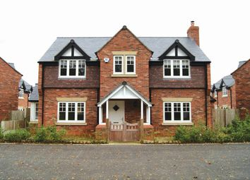 Thumbnail 4 bed detached house for sale in 3 St Elphins View, Hatton, Cheshire