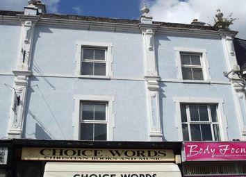 Thumbnail 1 bedroom flat to rent in Queen Street, Newton Abbot