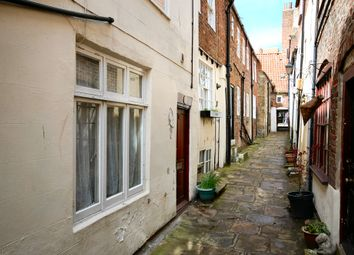 Thumbnail 2 bed cottage for sale in Loggerheads Yard, Whitby