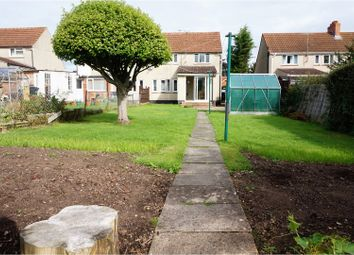 Thumbnail 3 bed semi-detached house for sale in Wellington Road, Taunton