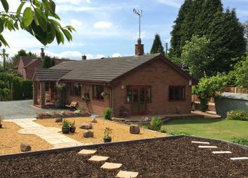 Thumbnail 4 bed detached house for sale in Newcastle Road, Loggerheads, Market Drayton