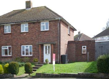 2 bed semi-detached house for sale in Barn Road, Lewes BN7