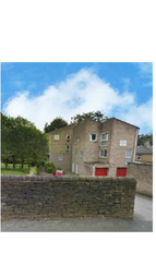 Thumbnail 2 bedroom flat to rent in Peel Court, Lister Lane, Bradford, West Yorkshire