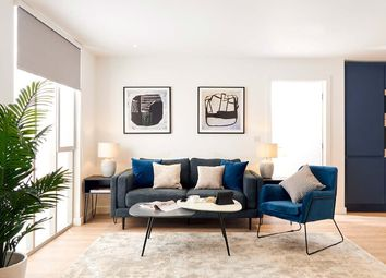 Thumbnail 1 bed flat for sale in Affinity Living Riverview, 32 Quay Street, Salford, Lancashire