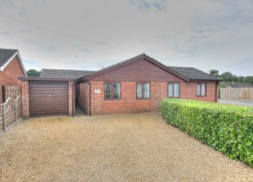 Thumbnail 4 bed detached bungalow for sale in Fairfield Way, Feltwell, Thetford