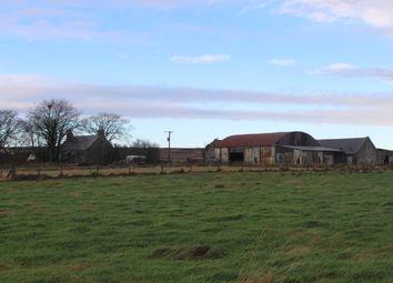 Thumbnail Farm for sale in New Pitsligo, Fraserburgh