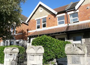 Thumbnail 2 bed flat for sale in Ashcombe Road, Weston-Super-Mare