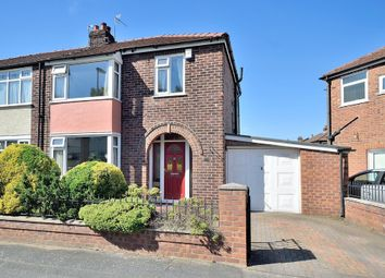 Thumbnail 3 bed semi-detached house for sale in Dover Road, Latchford, Warrington