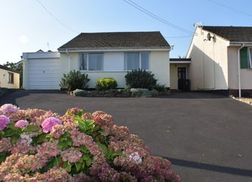 Higher Road, Woolavington, Bridgwater TA7. 3 bed detached bungalow