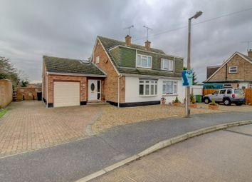 Thumbnail 2 bed semi-detached house for sale in Coombe Road, Southminster