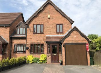 Thumbnail 3 bed link-detached house for sale in Cherry Walk, Hollywood, Birmingham
