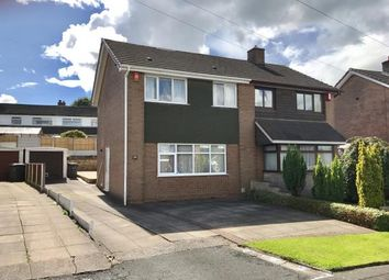 Thumbnail 3 bed semi-detached house for sale in Monmouth Place, Clayton, Newcastle Under Lyme, Staffs