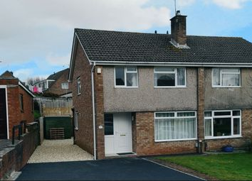Thumbnail 3 bed property to rent in Elm Grove, Newport