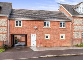 Thumbnail 2 bedroom terraced house for sale in Four Marks, Alton, Hampshire