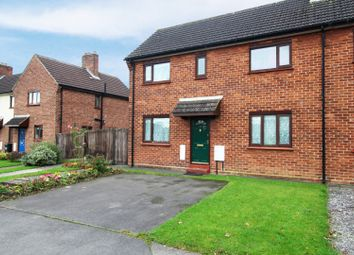 Thumbnail 2 bed semi-detached house for sale in Hambleton Road, Catterick Garrison, North Yorkshire