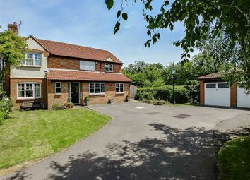 Thumbnail 4 bed detached house for sale in Church Ground, South Marston, Wiltshire