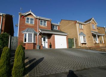Thumbnail 3 bed detached house for sale in Parma Grove, Longton, Stoke-On-Trent
