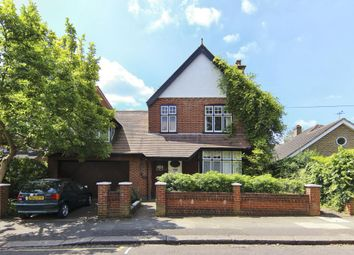 Thumbnail 5 bed detached house to rent in Langham Road, Raynes Park