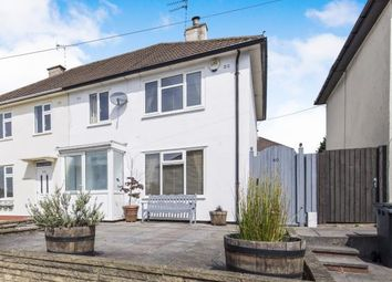 Thumbnail 3 bedroom semi-detached house for sale in Tolcarne Road, Leicester, Leicestershire