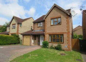 Thumbnail 4 bed detached house to rent in Oldcastle Croft, Tattenhoe, Milton Keynes