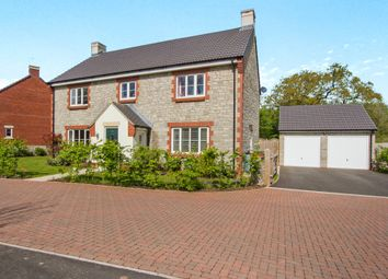 Thumbnail 4 bed detached house for sale in Sloe Way, Stoke Gifford, Bristol
