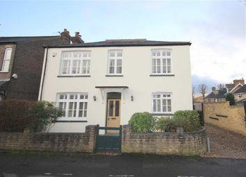 Thumbnail 4 bedroom detached house for sale in Cowper Road, Harpenden, Hertfordshire