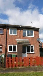 Thumbnail 1 bed town house to rent in Thorpe Field Drive, Thurmaston, Leicester