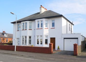Thumbnail 4 bed semi-detached house for sale in Maryborough Avenue, Prestwick