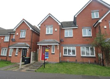 Thumbnail 3 bed semi-detached house to rent in Park Street, Stoke-On-Trent