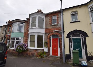 Thumbnail 3 bed terraced house to rent in Cassiobury Road, Weymouth