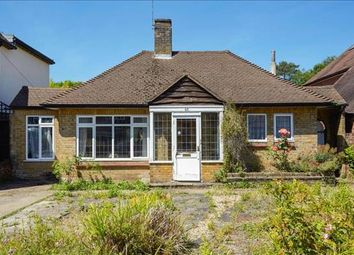 3 bed bungalow for sale in Grove Way, Esher, Surrey KT10