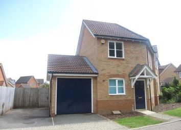 Thumbnail 3 bed property to rent in Spitfire Close, Ipswich