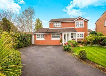 Thumbnail 4 bedroom detached house for sale in Roseberry Avenue, Cottam, Preston, Lancashire