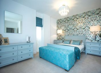 Thumbnail 3 bed flat for sale in Belmont Park, London