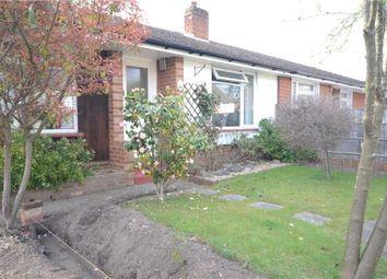 Thumbnail 2 bedroom semi-detached bungalow for sale in Conifer Close, Church Crookham, Fleet