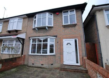 Thumbnail 3 bed semi-detached house for sale in Mayfield Gardens, Hanwell, London