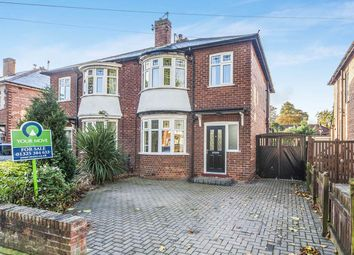 Thumbnail 3 bed semi-detached house for sale in Salutation Road, Darlington