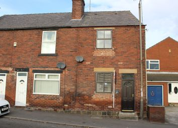 Thumbnail 2 bed end terrace house for sale in High Street, Eckington, Sheffield